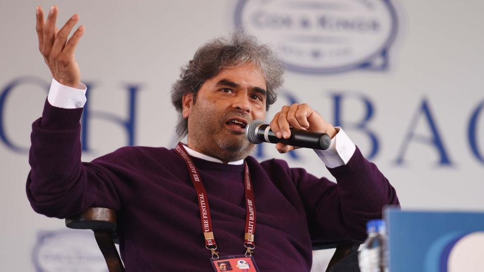 Vishal Bharadwaj believes cultural events can bridge the gap between the two countries.