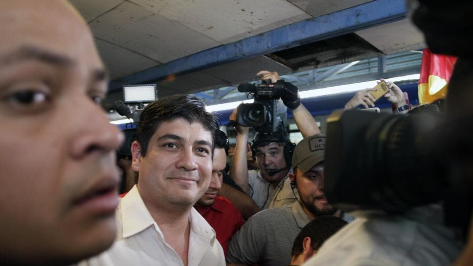 Costa Ricans Elect Carlos Alvarado as Their New President