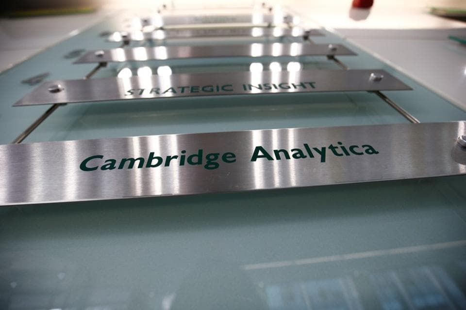 Cambridge Analytica,data breach,Facebook data