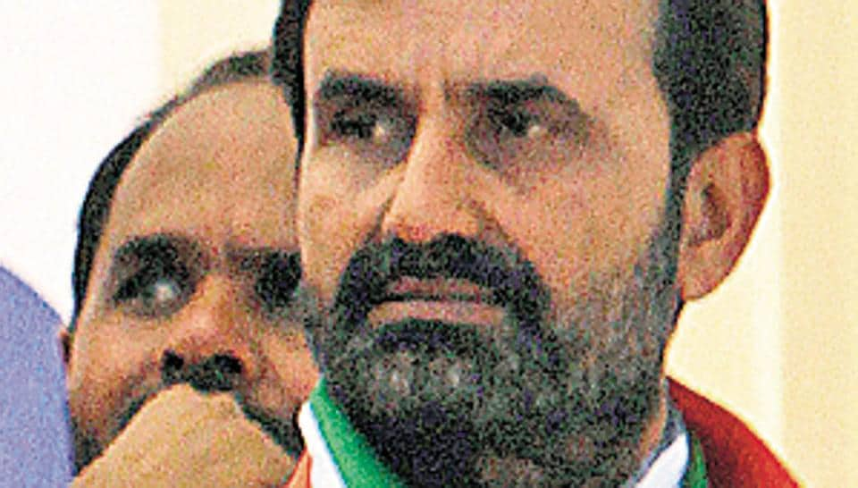 Shaktisinh Gohil was appointed as the AICC in-charge of party affairs in Bihar.