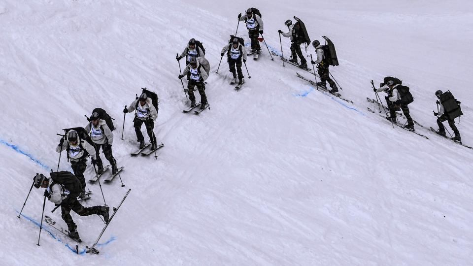 More than a dozen people have died in avalanches in the French Alps this year.