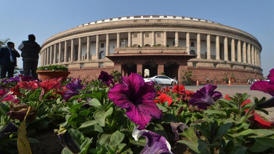 Lok Sabha adjourned till tomorrow over Cauvery row