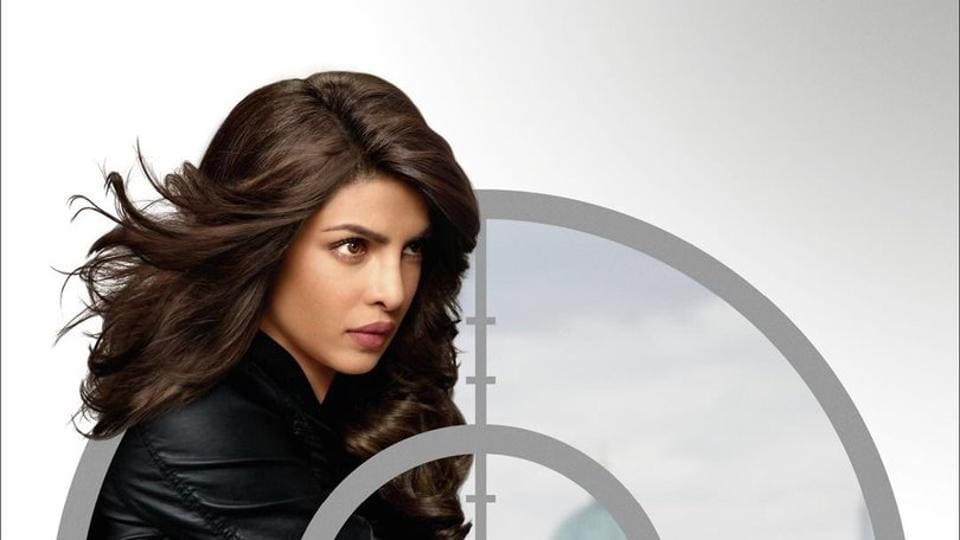 Quantico 3: Priyanka Chopra is ready to take on some bad guys.