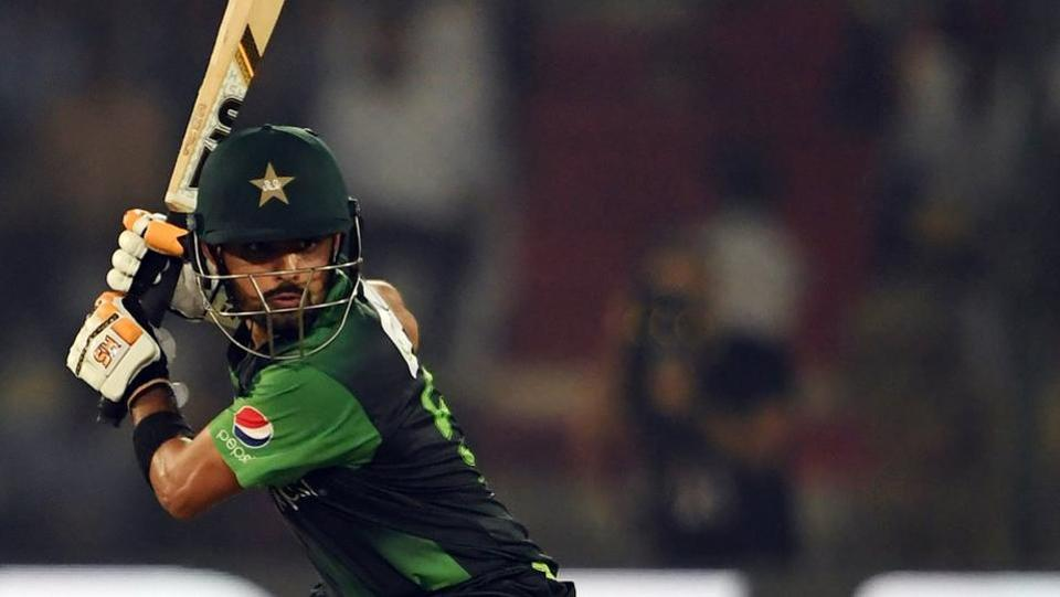 Babar Azam top scored for Pakistan with 51.