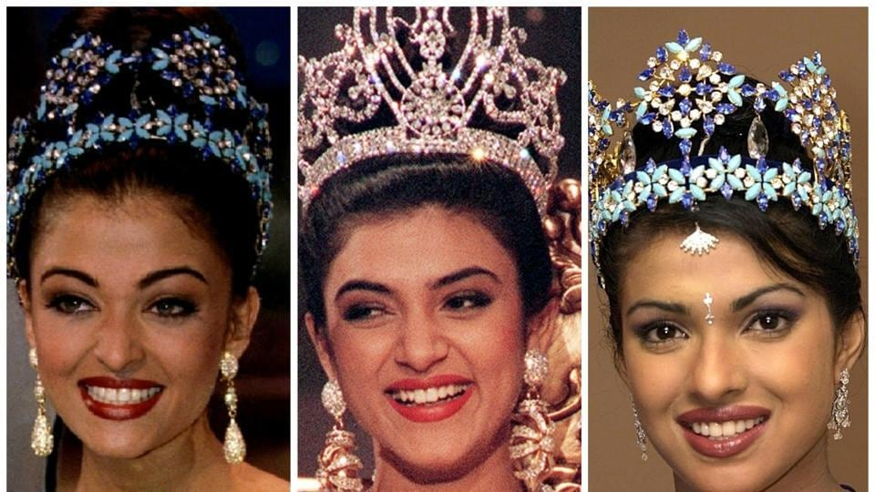Aishwarya Rai Bachchan,Sushmita Sen,Priyanka Chopra
