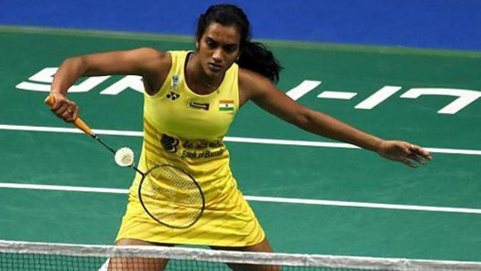 PV Sindhu is one of country's brightest gold medal prospects at the Commonwealth Games 2018 Gold Coast.