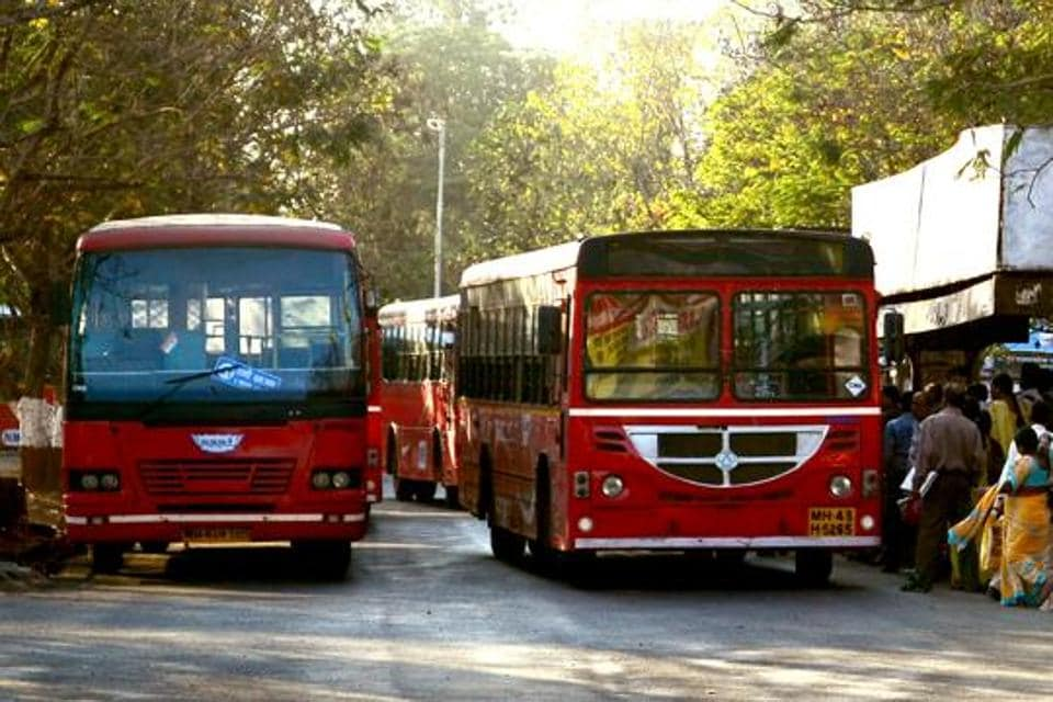 Navi Mumbai,buses,electric