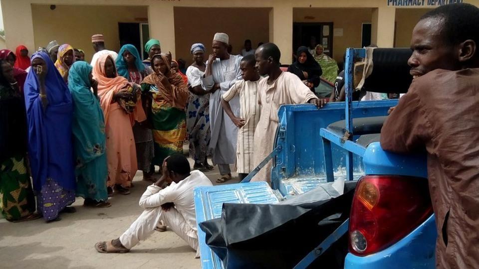 Boko Haram attack,Death Toll,Nigeria