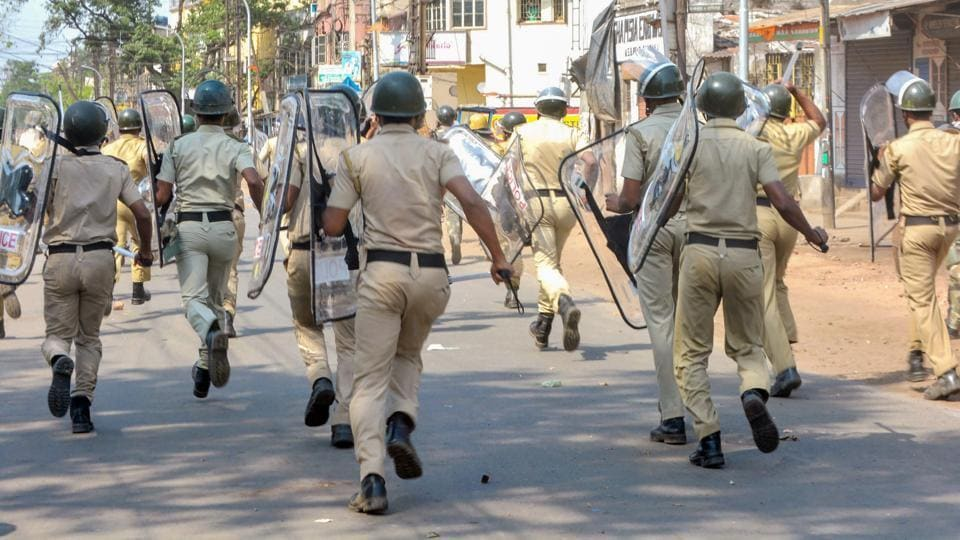 Pune,policemen,maharashtra