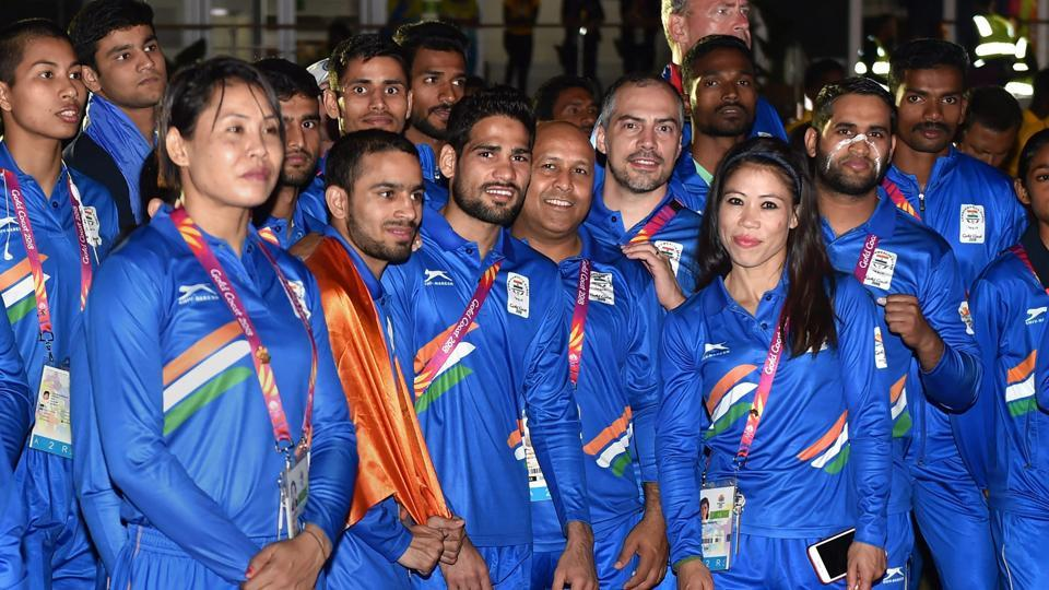 The Indian contingent was reprimanded by the Commonwealth Games 2018 officials in Gold Coast for breaching the 'no needle' rule.