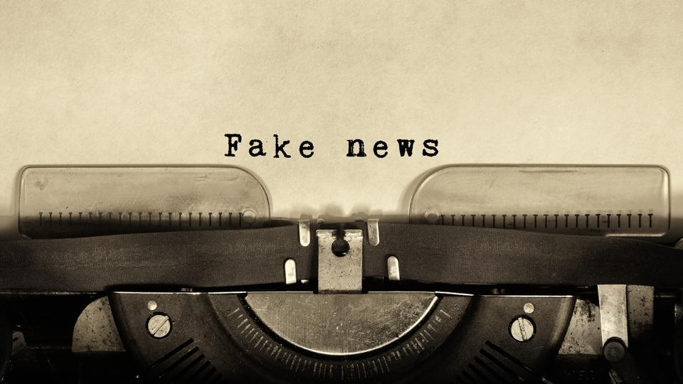 The Press Council of India said fake news means news, story, information, data and reports which are wholly or partly false.