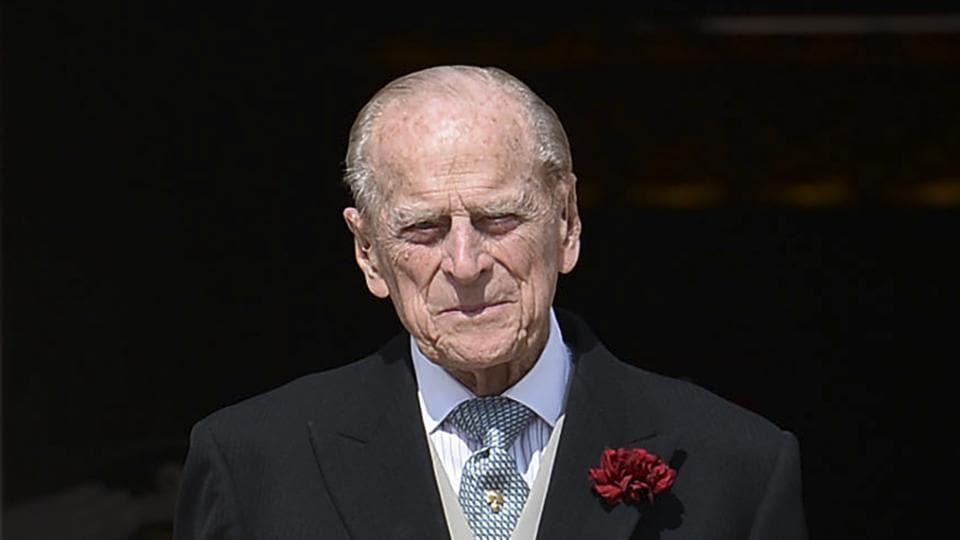 File photo of Britain's Prince Philip, Duke of Edinburgh.