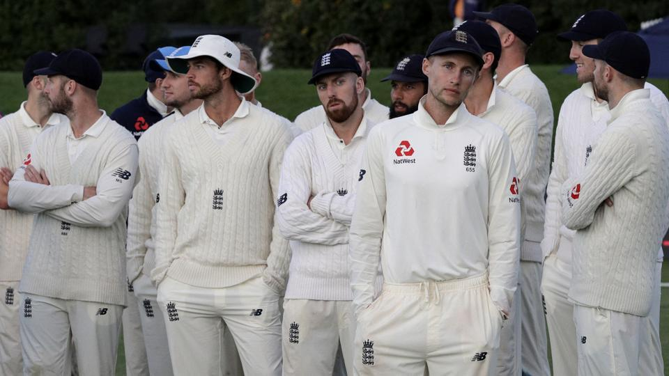 England have gone 13 away Tests without registering a win.