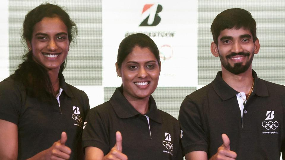 PV Sindhu,Kidambi Srikanth,Gold Coast Commonwealth Games