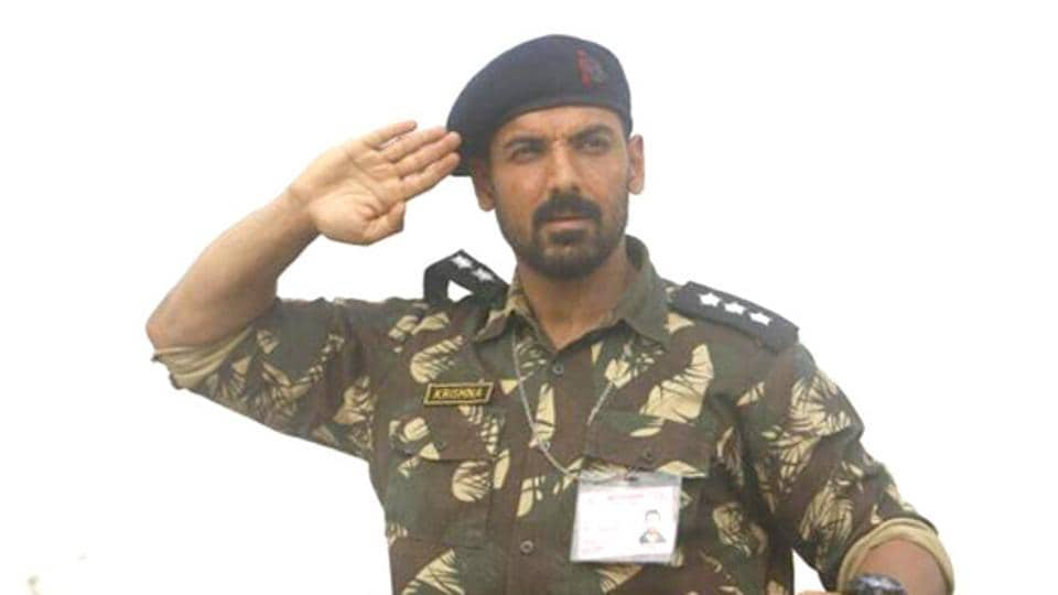 John Abraham plays the lead role in Parmanu that is set for a May 4 release now.