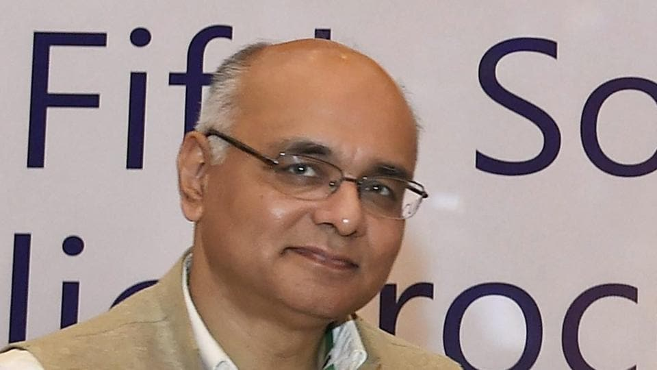 File photo of World Bank India head Junaid Kamal Ahmad.