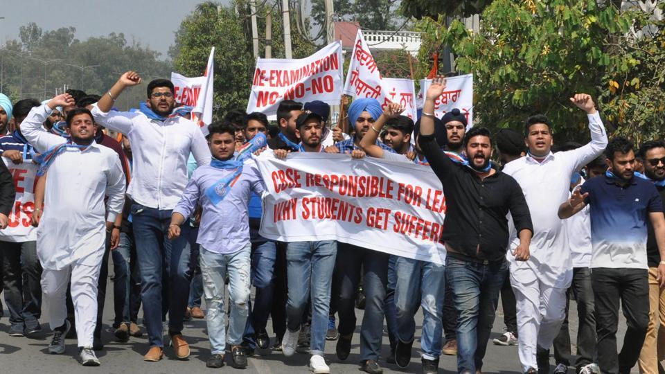 CBSE paper leak,HRD ministry,Satyapal Singh