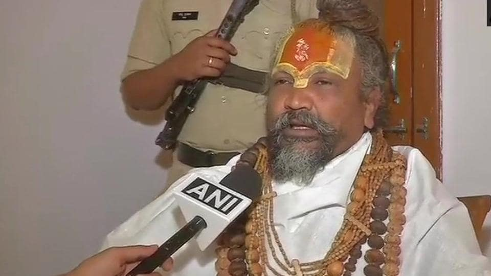 Computer Baba and four other Hindu religious leaders were accorded the Minister of State status by the Madhya Pradesh government.