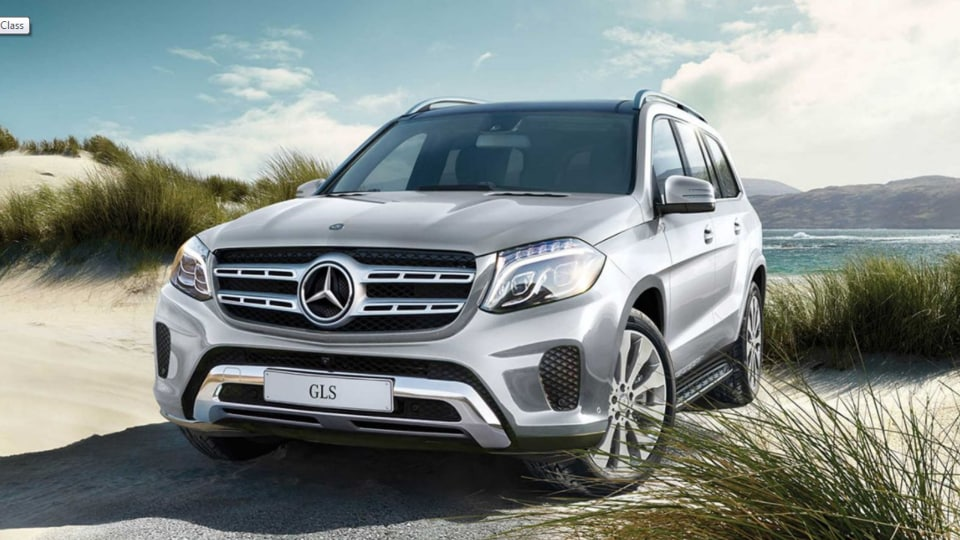Mercedes-Benz launches SUV GLS at Rs 86.9 lakh