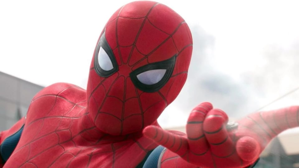Tom Holland plays Spider-Man in the Marvel movies.