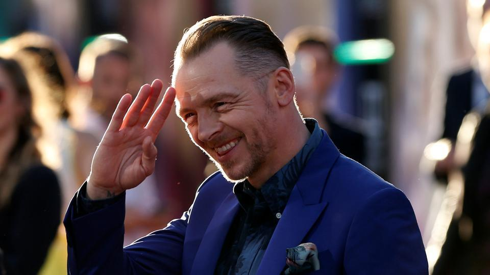 English actor Simon Pegg will reprise his role of IMF field agent Benji in the sixth Mission: Impossible film.