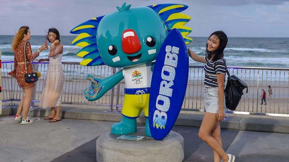 Police are investigating a sexual offence complaint at the Commonwealth Games 2018 in Gold Coast.