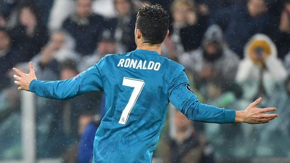 It was Ronaldo's 39th goal of the season in all competitions. (AFP)