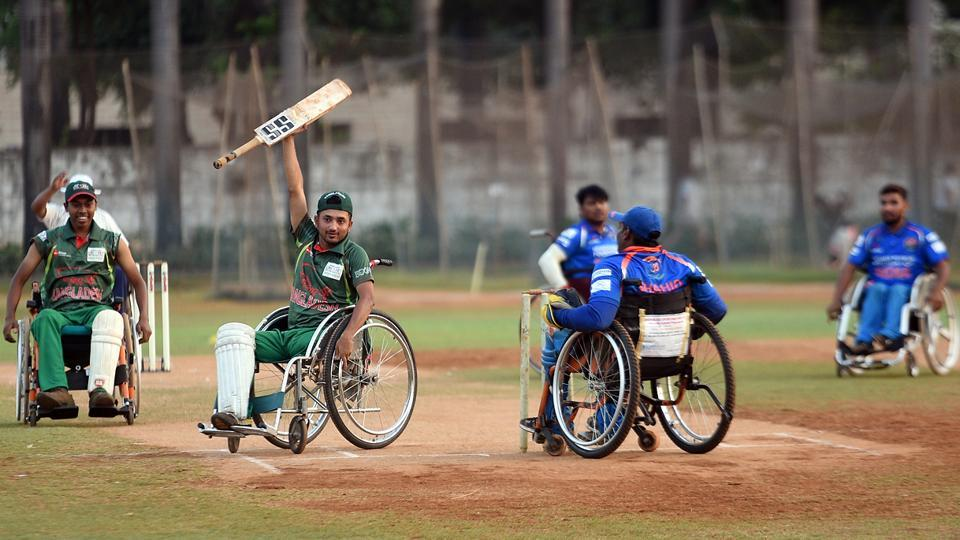 Bangladesh, on the other hand, beat India's score in the second match in only 17 overs, making them the victorious team. (Satyabrata Tripathy/HT Photo)