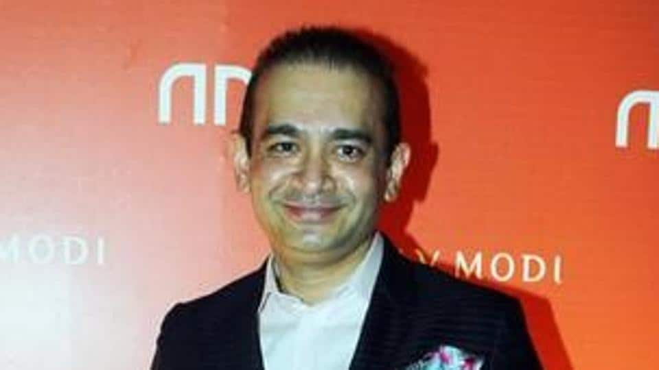 Jeweller Nirav Modi poses during the launch of his store in Mumbai.  The government has faced severe criticism after alleged economic offenders, including former liquor baron Vijay Mallya, Nirav Modi and Choksi fled the country.