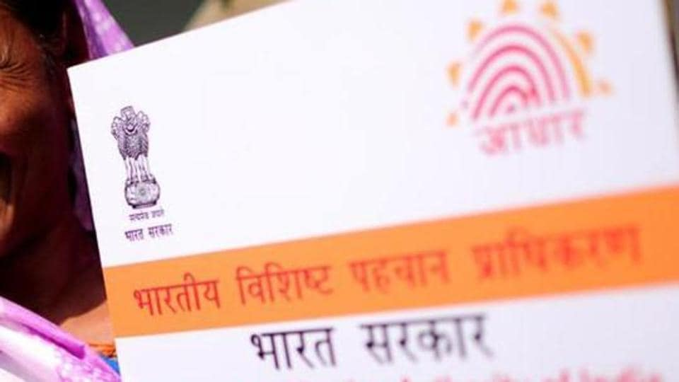 A Supreme Court constitution bench led by Chief Justice Dipak Misra is hearing a clutch of petitions against Aadhaar.