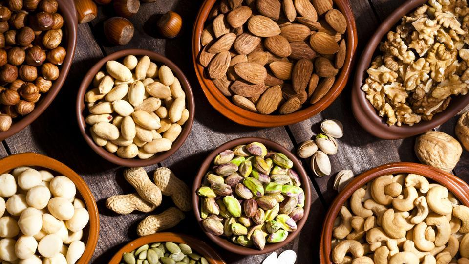 Dry Fruits Are Good For You: Protein From Nuts And Seeds