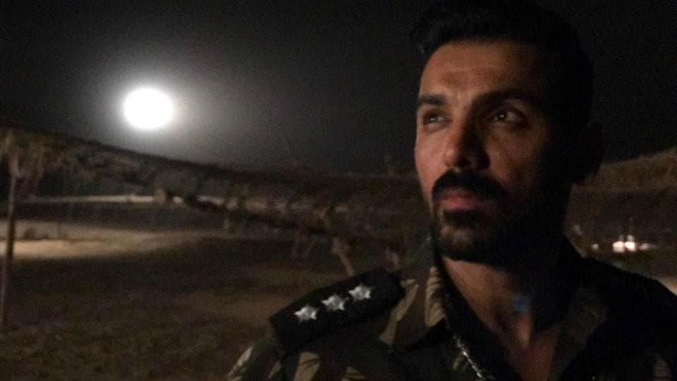 John Abraham has co-produced Parmanu.