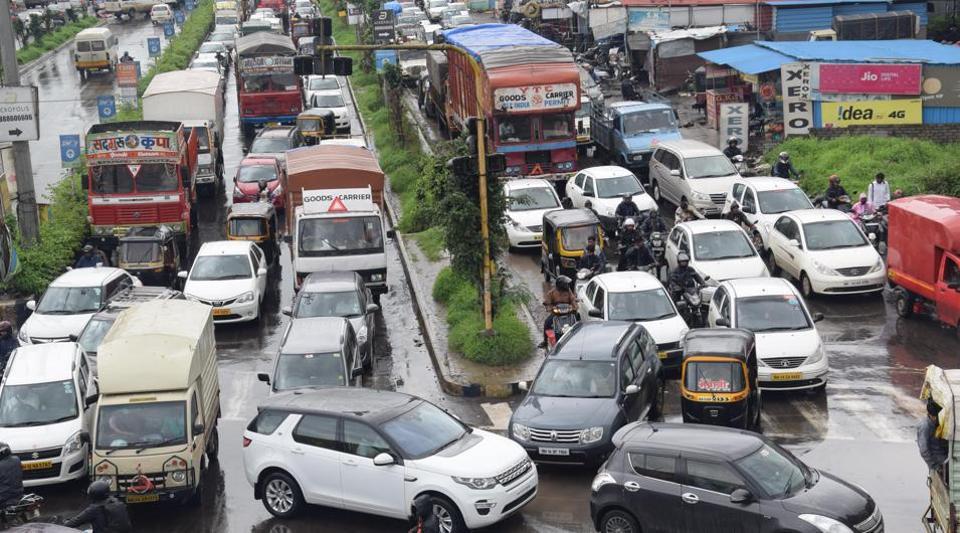 Pune,traffic,congestion