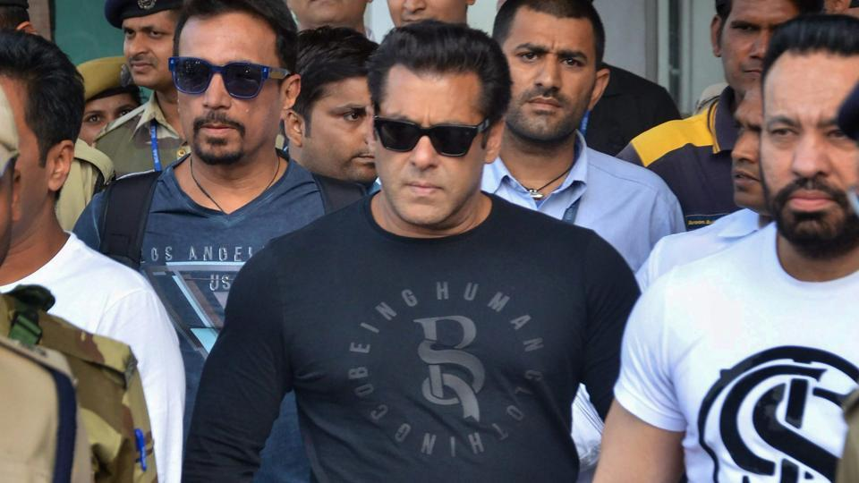 The quantum of punishment will be pronounced soon for Salman Khan. (PTI)