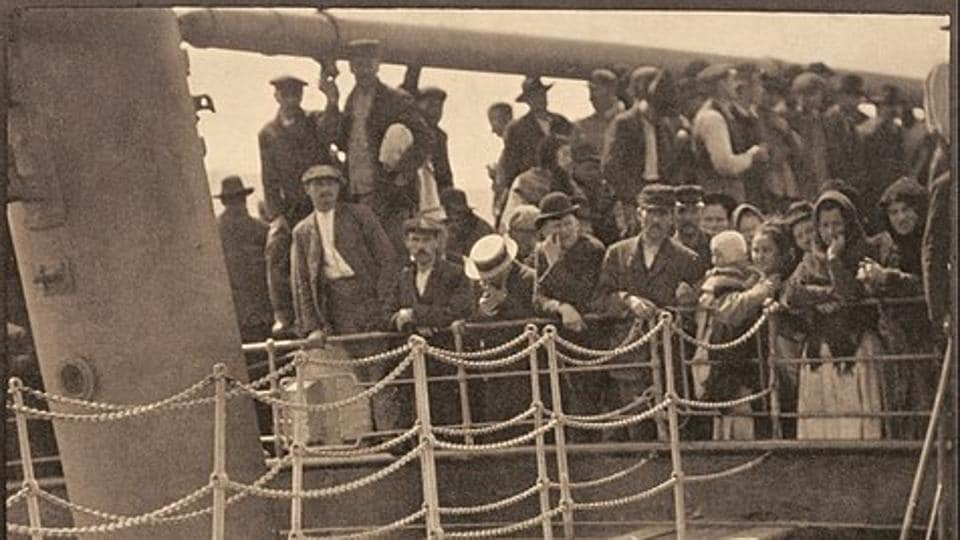 Alfred Stieglitz's The Steerage, which he took while on a cross-Atlantic trip in 1907, is an undeniable masterpiece of the modernist canon.