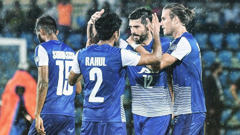 Bengaluru FC,Aizawl FC,AFC Cup