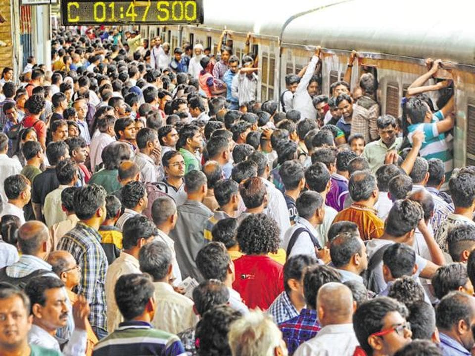 The high number of deaths caused by railway accidents is a rising concern for the city's commuters