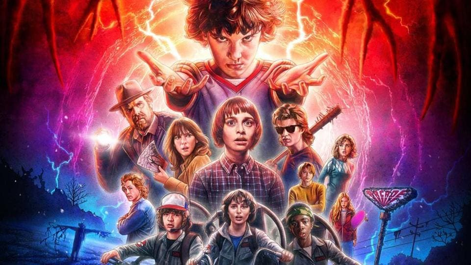 Stranger Things has aired two successful seasons on Netflix.