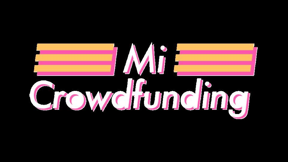 Xiaomi will sell a select range of products through its Mi Crowdfunding platform.