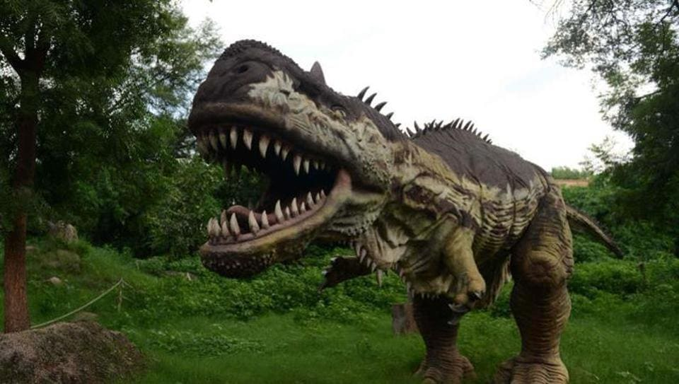 Dinosaurs were dying off long before asteroid hit: Study   science