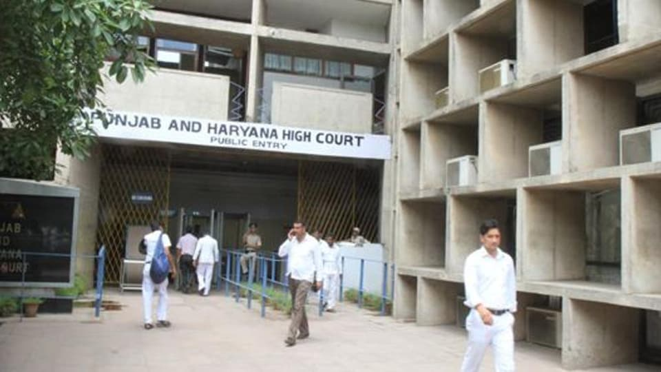 A division bench of the Punjab and Haryana high court has posted the matter for April 25.