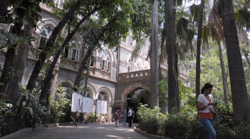 The BMC aims to make heritage structures such as St Xavier's College on Mahapalika Marg  more visible from the streets and give tourists a comfortable place to stroll.