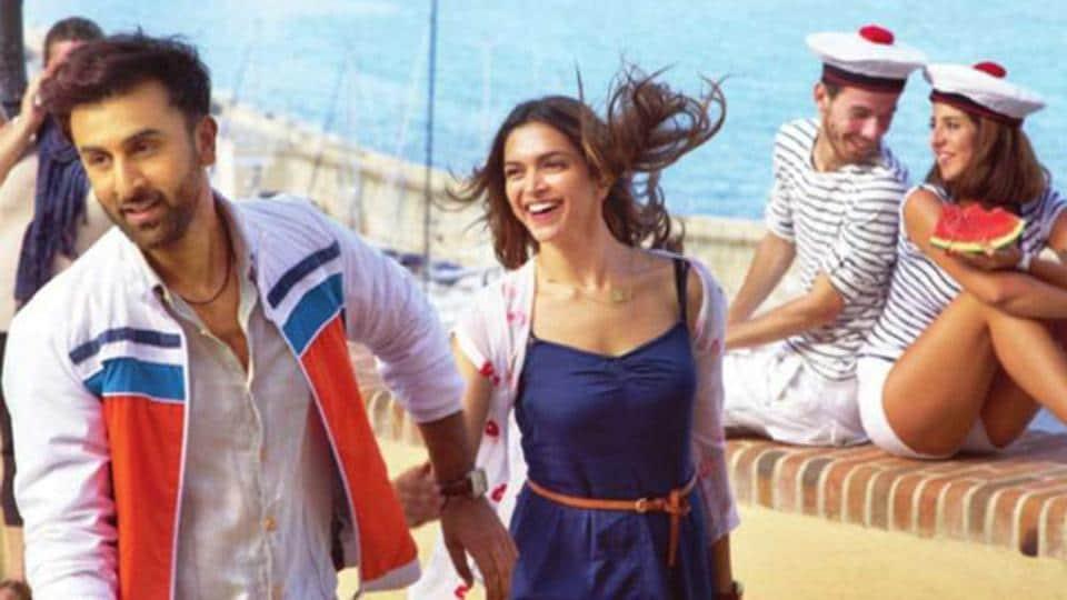 Deepika Padukone,Ranbir Kapoor,Ae Dil Hai Mushkil