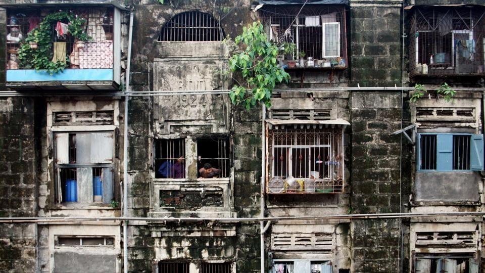mumbai,chawl,MHADA