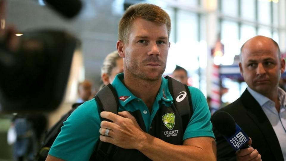 Ball-tampering scandal: David Warner says he won't appeal 12-month ban