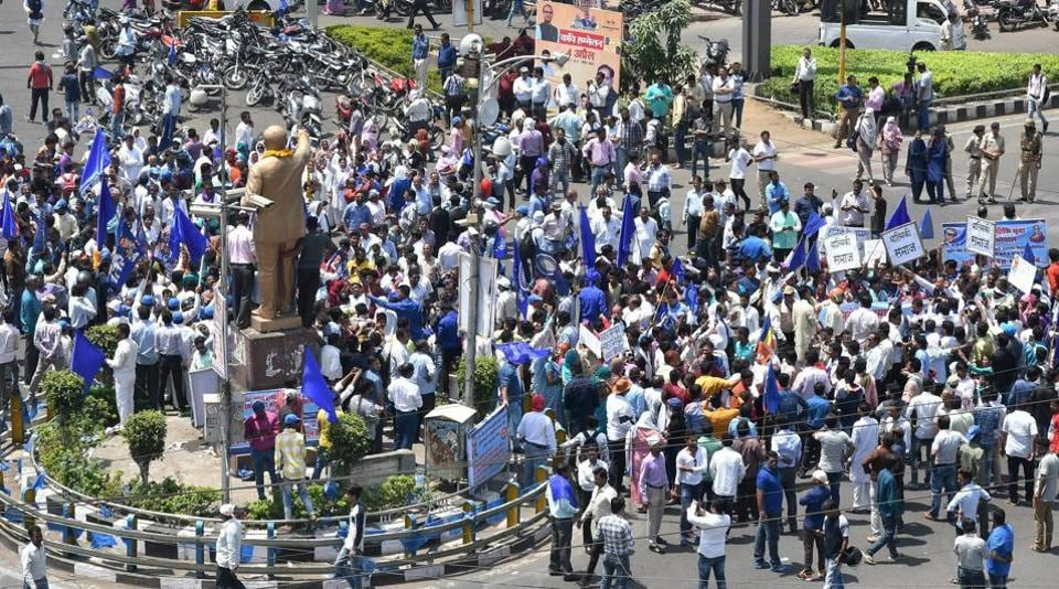 SC/ST Atrocities Act,Bharat Bandh,Dalit Protests