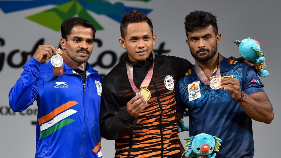 P Gururaja never thought of weightlifting till as late as 2010, he was 17 then, because wrestling was his passion.