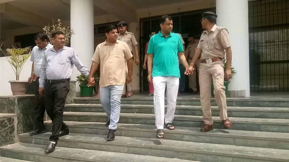 SRS chairman Anil Jindal and his associates were arrested by Faridabad Police on Thursday.
