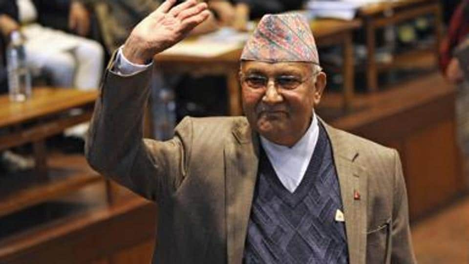 Nepal Prime Minister,KP Oli,Narendra Modi