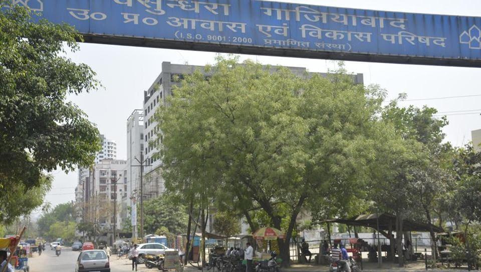 UP Avas Vikas Parishad,Vasundhara's Sector 5,Vasundhara